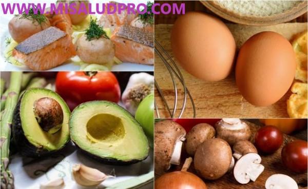 10 Comidas Saludables