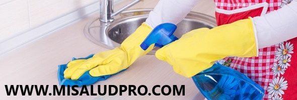 Trucos y astucias. ¡Limpia tu cocina de forma natural!